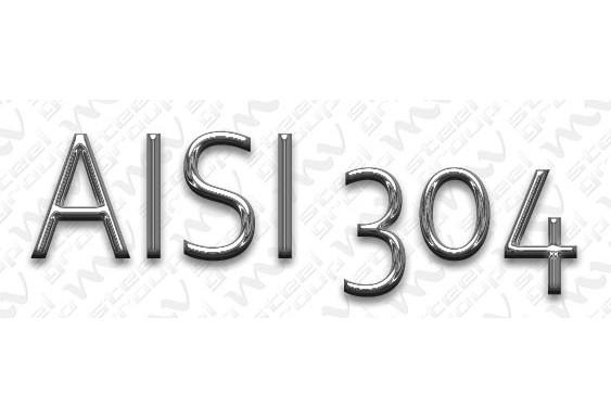 Нержавеющая сталь марки AISI 304 и AISI 304l